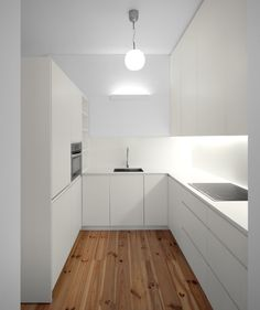 Dezeen » Blog Archive » Arroios Apartment by Tiago Filipe Santos