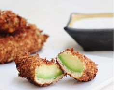 avacado fries - may have to give this a try. Wondering how it will taste