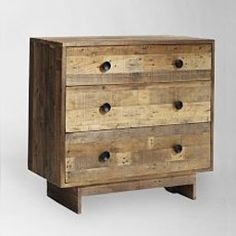 Emmerson™ Reclaimed Wood 3- Drawer Chest