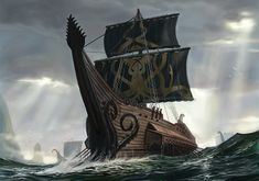 Fantasy Flight Games [News] - A Game of Thrones: The Card Game Second Edition Fantasy Places, Fantasy City, Fantasy Rpg, Medieval Fantasy, Fantasy World, Vikings, Game Of Thrones Art, Age Of Empires, Fantasy Landscape