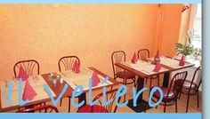 It Veliero ..... Italian restaurant with gf pizzas