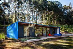 Residência+OZ+/+Andrade+Morettin+Arquitetos+Associados