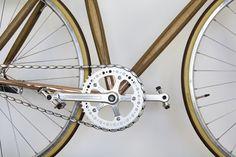 #dotsdesign #woodenbike www.dotsobject.com