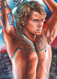 Clone Wars Anakin Skywalker by Twynsunz.deviantart.com on @DeviantArt