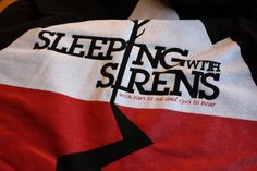 (1) sleeping with sirens shirt | Tumblr