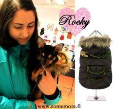 Rocky ja Feisa  www.somemore.fi