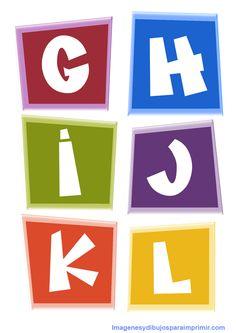 g, h i, j, k, l of pocoyo