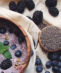 Sprinkle chia seeds throughout your day with these recipes and tips | Breakfast Criminals