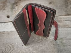 TC-51 westbound Wallet via Texu Crafts. Click on the image to see more!