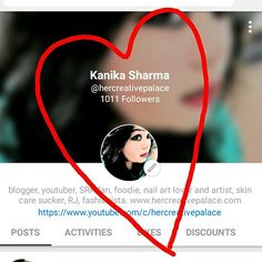 So much love in just few weeks... I'm so glad and happy.. Thank u so much for your love n support guys.. 1000+ followers on #roposo  Follow me on roposo for all the fashionable updates: hercreativepalace (username) #hercreativepalace #kanikasharma #kannu #blogger #youtuber #times #delhi #india #roposolove #1000+followers #yupie #thankyou #iloveyouall #love #support #keepitup #followmeonroposo #yay #hugsandkisses