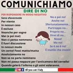 Tante espressioni per comunicare in lingua italiana Language, Words, Italian Language, Learning Italian, Languages, Places, Horse, Language Arts