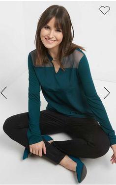 Erhältlich im online shop von orsay.com mit 4% Cashback auf jeden Einkauf als KGS Partner Partner, Blouse, Long Sleeve, Sleeves, Tops, Women, Fashion, Chic Womens Fashion, Shopping