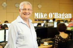 "Mike O'Hagan, an entreprenuer, he was  featured on Bluewire Media's ""Web Marketing That Works"" podcast. Find out what Mike O'Hagan shared about #WebMarketing that can work on #Outsourcing,  #Marketing #LeadGeneration"