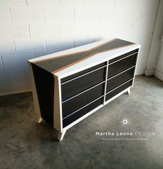 Geo Mid Century Dresser1 Martha Leone Design.jpg
