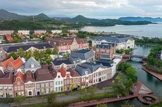Huis Ten Bosch, a Dutch-inspired theme park in Japan complete with canals, windmills and stroopwafels