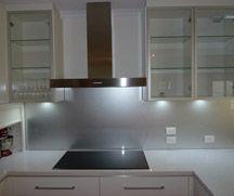Splashback shades kitchen colours pinterest shades for Kitchen ideas adelaide