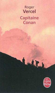"""840.99 VER - Capitaine Conan / Roger Vercel. -""""C'est dans une forêt au bord du Danube que l'armistice de 1918 trouve le prestigieux corps franc commandé par le lieutenant, puis capitaine Conan. Envoyés en Roumanie, toujours mobilisés mais plongés dans l'inaction, les hommes de Conan ont du mal à se plier aux lois de la vie civile. Nombre d'entre eux sont arrêtés, traduits devant le conseil de guerre..."""""""