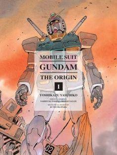 Mobile Suit Gundam: The Origin, Volume 1 by Yoshikazu Yasuhiko