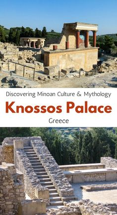 Knossos Palace- Discovering Minoan Culture and Mythology Travel Around Europe, Places In Europe, Europe Travel Tips, Travel Guide, Travel Destinations, Backpacking Europe, Knossos Palace, Minoan, Greece Islands