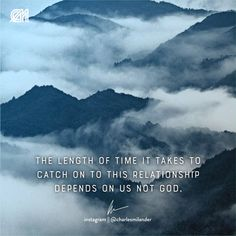 The length of time it takes to catch on to this relationship depends on us not God. #charlesmilander @charlesmilander - - - - - - - #bible #Jesus #Jesuschrist #emprendedores #trabajo #metas #entrepreneur #motivation #inspiration #goals #luxury #dreams #hustle #grind #lifestyle #success #instaquote #money #newyork #work #working #startup #magazine #passion #hardwork #happiness