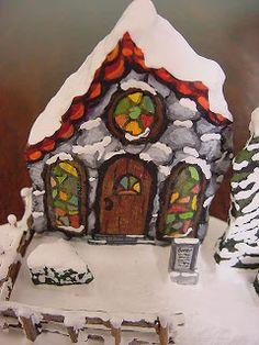 LANNIELAND: ROCK HOUSES. HOME ART GALLERY