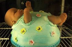 Yes, this is a professionally made cake - oh dear god........