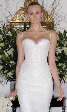 legends romona keveza fall 2016 elegant lace wedding dress spaghetti straps  corset bodice zoom Romona Keveza b025205f759