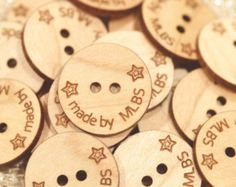 laser cut buttons - Google Search