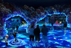The new National Geographic Encounter: Ocean Odyssey attraction will bring virtual sea life to Times Square in October York Things To Do, 100 Things To Do, Fun Things, Salt Lake City Utah, National Geographic, Interaktives Museum, Clearwater Marine Aquarium, Nyc With Kids, Vintage New York