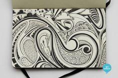 Moleskine illustration #64: random plusses, arrows, clouds, sunshine | Flickr - Photo Sharing!