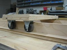 """Surfacing rough lumber without a 16"""" jointer - by GaryK @ LumberJocks.com ~ woodworking community"""
