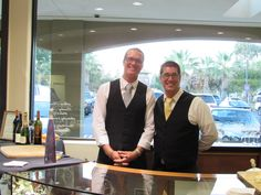 Serving up some Bubbles and Beer at our Hearts on Fire Boutique Launch Party.  Creations Fine Jewelers 707-252-8131 www.creationsfinejewelers.com