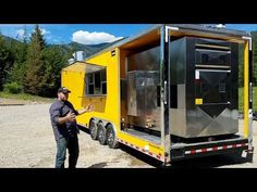 Japanese FOOD TRUCKS 2016 - YouTube