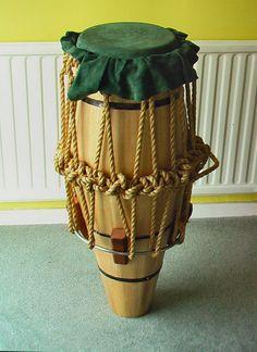 DIY Capoeira atabaque