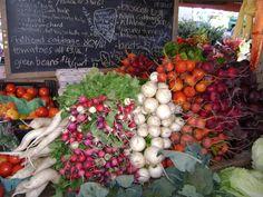 Buy Local-  produce at Farmers Market- Ithaca, NY