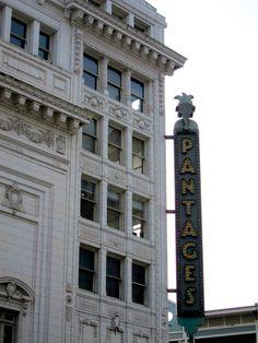 Pantages Theatre, Tacoma, WA Photo By: Ashton Eblen