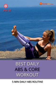 pilates video Build a strong core and back, sculpt from head to toe, and tone up your problem areas. This series ofroutines will improve body and mind with a set of pilates exercises th Pilates Workout Routine, Pilates Training, Fitness Workouts, Yoga Fitness, Ab Core Workout, Ab Routine, Easy Workouts, Workout Videos, Cardio Abs