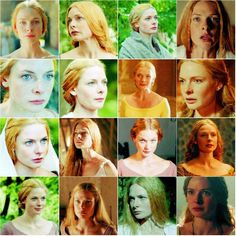 "Queen Elizabeth Woodville from ""The White Queen"" portrayed by Rebecca Ferguson"