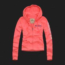182d817dae27d Coral hoodie  Holly Hanshew Elkins Bower Hollister Hoodie