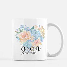 Mom Gift Mug - personalized mug for mama, mom, grandmother, mother-in-law, etc.
