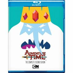 Adventure Time: The Complete Second Season (Blu-ray) (Widescreen)