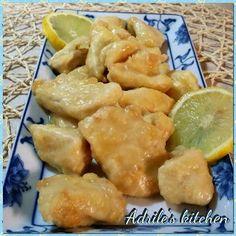 Adrile's Kitchen: Pollo al limone alla cinese