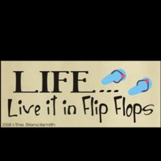 i would totally wear flip from 365 days a year if i could! lol