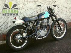 SRカスタム 500cc モトクロス1