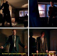 #Arrow - Oliver & Quentin #Season4 #4x04