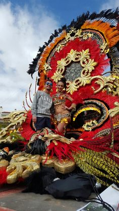 Reina Carnaval 2016 de Los Cristianos. Tenerife