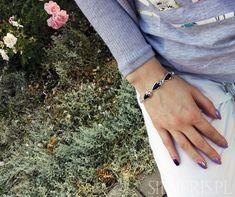 Bransoletka srebrna Noc Kairu w Silveris.pl Bracelets, Silver, Jewelry, Fashion, Moda, Jewlery, Jewerly, Fashion Styles, Schmuck