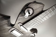 Rick Toone Guitars - Stringed instruments for humans