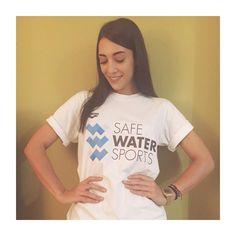 Ευγενία Σαμρά Water Sports, T Shirts For Women, Tops, Fashion, Moda, Fashion Styles, Fashion Illustrations