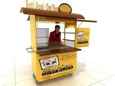 Kiosk Design, Cafe Design, Retail Design, Stand Design, Booth Design, Coffee Carts, Coffee Shop, Vendor Cart, Bike Food